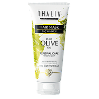 Маска для волос восстанавливающая с оливковым маслом THALIA, 175 мл