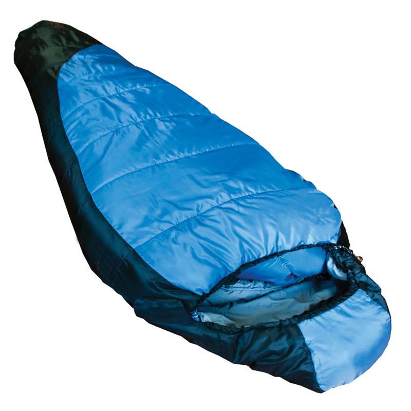 Спальный мешок Tramp Siberia 3000 Индиго / Черный L (TRS-039-L)