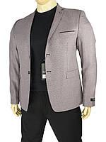 Світлий стильний чоловічий піджак Daniel Perry Nevada C-bordo великий розмір
