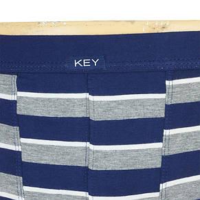 Чоловічі стильні боксерки Key MXH 321 A8 SZ, фото 2