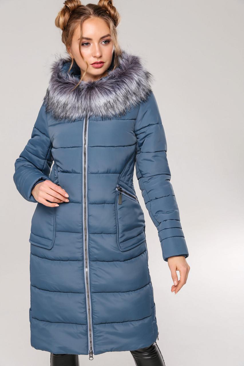 a82f267ab9d Женское зимнее модное пальто Пелагея