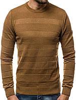 Мужской свитер Breezy горчичного цвета