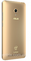 Задняя крышка для Asus ZenFone 6 (A600CG), золотистая