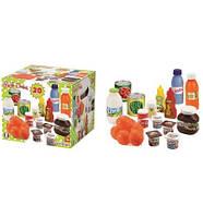 Набор продуктов в коробке Ecoiffier 2644
