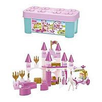 Конструктор Abrick замок для принцессы Maxi Abrick 50 дет. Ecoiffier 1393