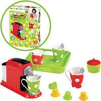 Набор посуды с кофеваркой Эспрессо Ecoiffier 2614