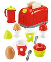 Игровой набор Тостер с посудой и едой Ecoiffier 2647