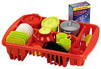 Набор посудки с сушкой Pro-Cook 45 предметов Ecoiffier 1210