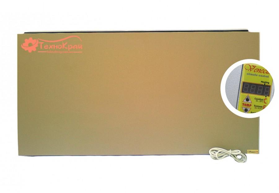 Керамический обогреватель Венеция ПКК 1400E с электронным программатором (120х60 см)