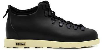 Мужские ботинки Native Fitzsimmons (Нейтив) черные