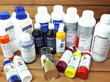 Химические средства для реставрации обуви, сумок, мебели, кожгалантереи (для мастерских)