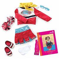 Аксессуары для кукол Одежда черлидеров и книга Джульетты, Our Generation (BD30032Z)