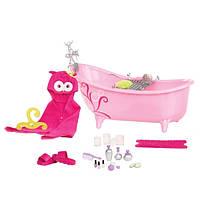 Игровой набор для кукол Принимаем ванну (20 предметов), Our Generation (BD37035Z)