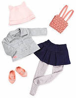 Набор одежды для кукол Deluxe Для школы, Our Generation (BD30277Z)