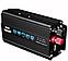 Автомобильный инвертор 1000 Вт UKC Преобразователь тока 12V-220V, фото 3