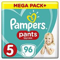 Подгузники-трусики Pampers Pants Junior 5 (12-18 кг) Mega Pack, 96 шт