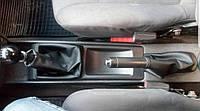 Чехол КПП и ручника для Chevrolet Aveo