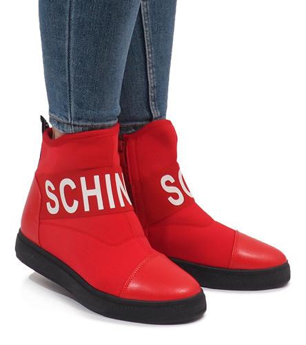 Женские ботинки Irene
