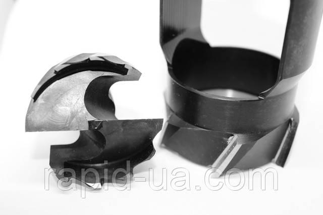 Пробочник  D6 мм  d 12 мм HSS (Фреза для заделки сучков) Германия