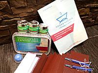 Ремкомплект для устранения сколов и трещин акриловых ванн, фото 2