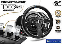Проводной руль Thrustmaster T300 RS GT Edition PC/PS4/PS3 Black (4160681)