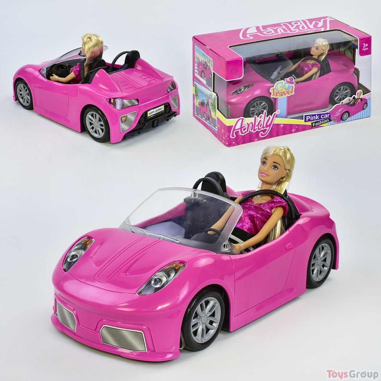 Кукла Anlily 99206 (12) с машиной