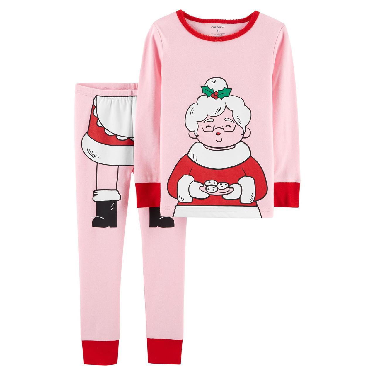 d4fa5c2f4591b Новогодняя пижама Carter's для девочек (CША), цена 235 грн., купить в Киеве  — Prom.ua (ID#631712224)