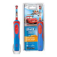 Електрична зубна щітка дитяча Braun Oral-B Stages Power D12.513K Cars Тачки 5a7d0ded6dcb3