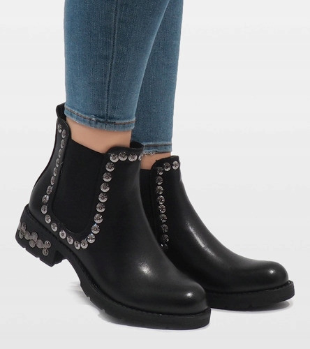 Женские ботинки Leah