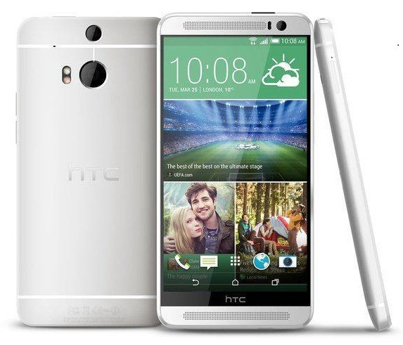 "Смартфон HTC One M8 Silver 2/32GB, 1sim, 4/5Мп, 5""LCD, 3G, 2600мАh, Snapdragon 801, 4 ядра"
