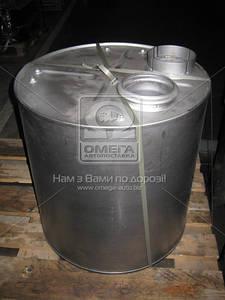 Глушитель ДAФ XF/CF/95/105 (производство  Dinex) XФ  95, ЦФ  75, ЦФ  85, 21496