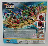 Трек Hot Wheels Центральная Городская станция FRH28+ Mattel, фото 2