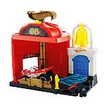 Трек Hot Wheels Центральная Городская станция FRH28+ Mattel, фото 3