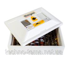 Инкубатор Теплуша с автоматическим поворотным лотком Люкс 72 ИБ Теплуша 220/50 ЛАВ