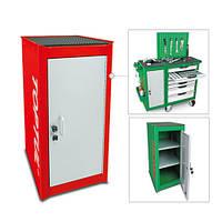 Шкаф инструментальный 390x460x860  TOPTUL TBAG0102