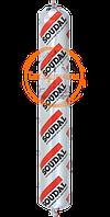 Швидкотвердіючий клей-герметик SOUDAFLEX 40FC 600мл Soudal сірий