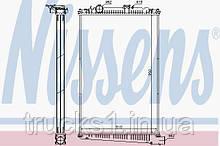 Радиатор DAF 614420 (NISSENS)