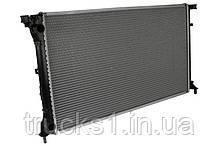Радиатор OPEL, RENAULT 63818A (NISSENS)