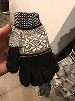 Подростковые зимние перчатки, подростковые рукавички, зимние рукавички