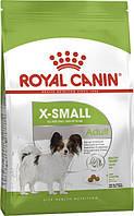 Royal Canin X-Small Adult 3кг-корм для собак миниатюрных размеров, фото 1