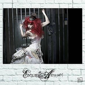Постер Emilie Autumn (60x85см)