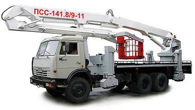 Автовышка КАМАЗ -65115