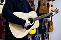 Гитара акустическая полноразмерная (4/4) Yamaha F310 (чехол, каподастр, медиатор, струна, ключ), фото 4