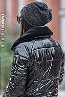Женская стильная шапка с камнями (расцветки), фото 1