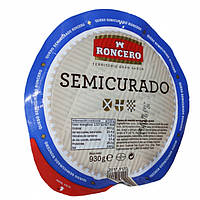 Сыр Roncero Semicurado 930 гр