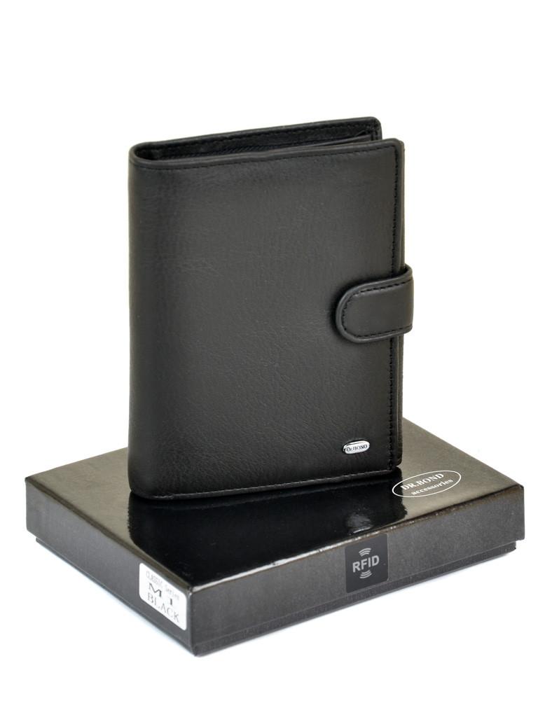 Кошелек Classik кожа DR. BOND RFID M1 black