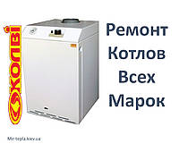 Ремонт газовых котлов KOLVI (Колви)