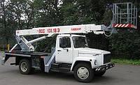 Автовышка ГАЗ ПСС-131.18Э