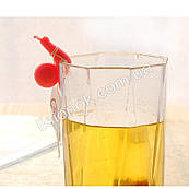 Держатель для чайного пакетика «антиплюх» – улитка