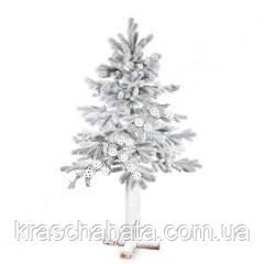 Елка искусственная в снегу, высота 150 см, Новогодние елки, Днепр